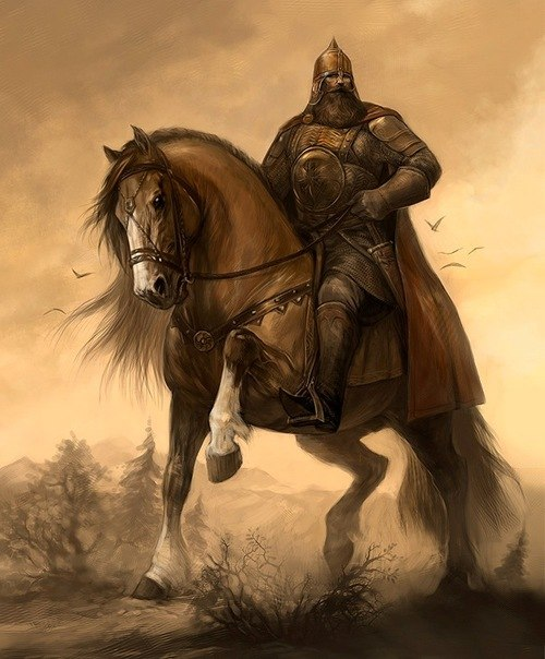 Алеша попович — русские богатыри