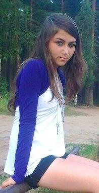 Оксана Кравець, id103739072