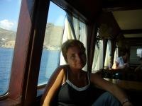Наталья Абрамович, 25 октября 1999, Санкт-Петербург, id162417475