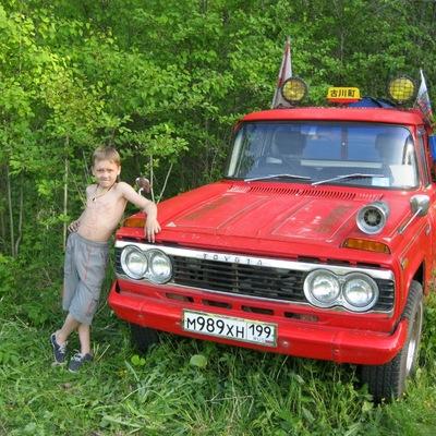 Влад Ананьев, 9 августа 1971, Москва, id164443627