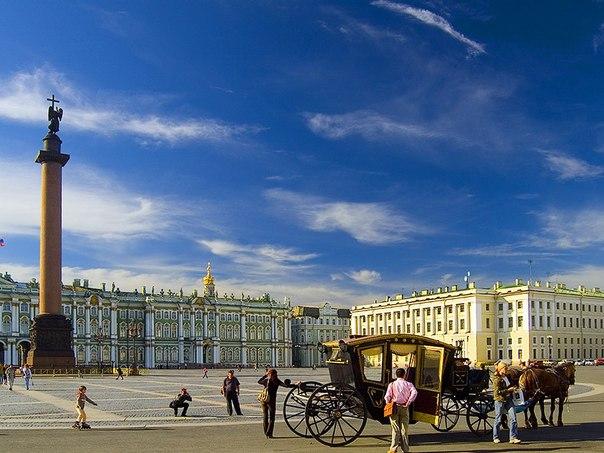 Санкт-Петербург - лучшее туристическое лекарство.