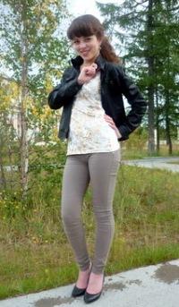 Ульяна Муржина, 11 сентября 1988, Киров, id12637952
