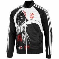 Originals Adidas Darth Vader Superstar Star Wars Jacket.