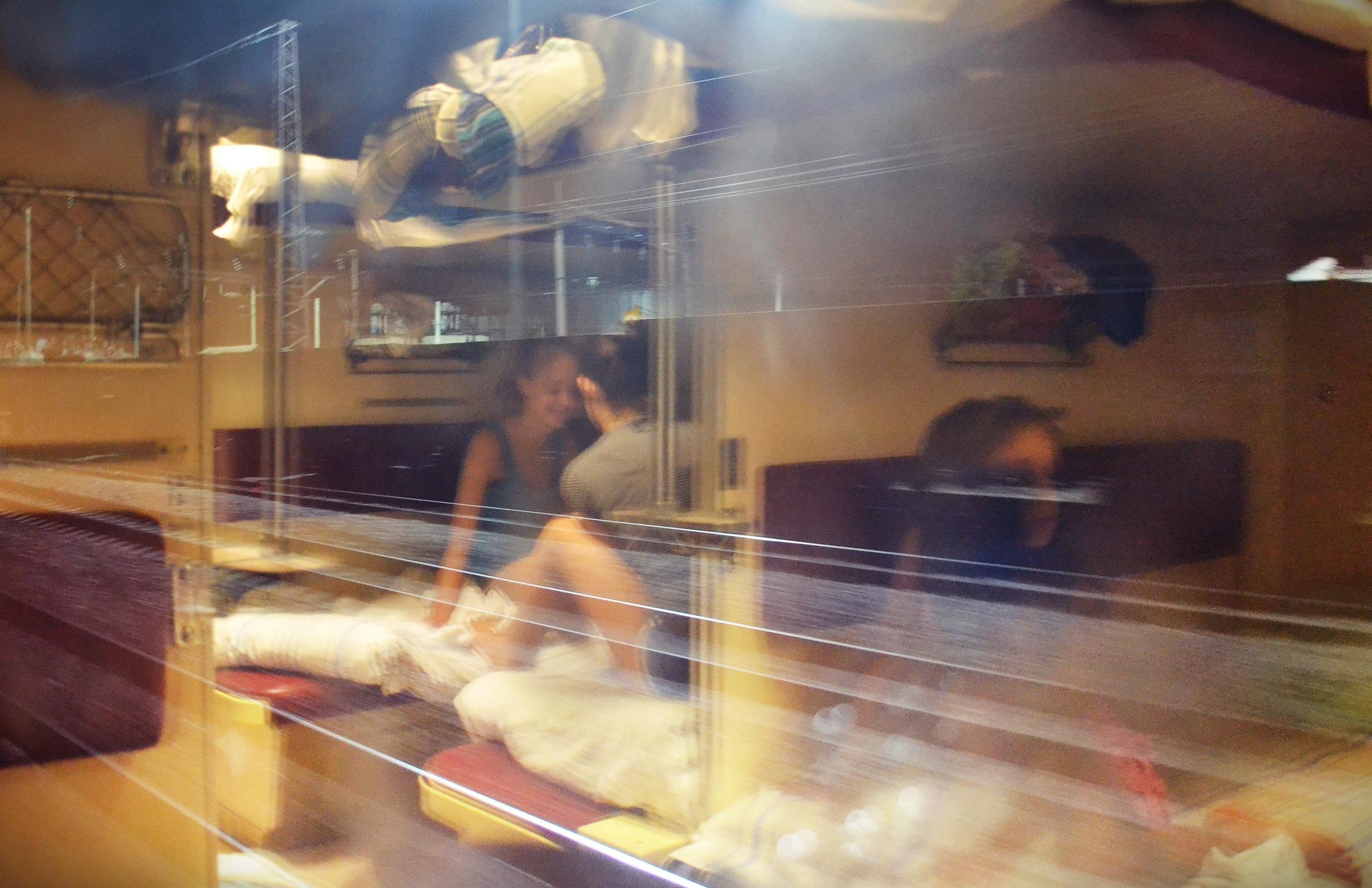 смешные фото в поезде плацкарт