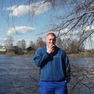 Сергей Котов, 20 октября , Устюжна, id209728337
