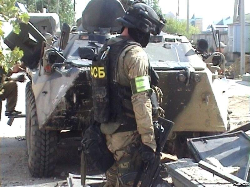 Боестолкновение в Дагестане