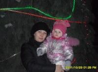 Альбина Шигапова, 13 ноября 1989, Рязань, id134693424