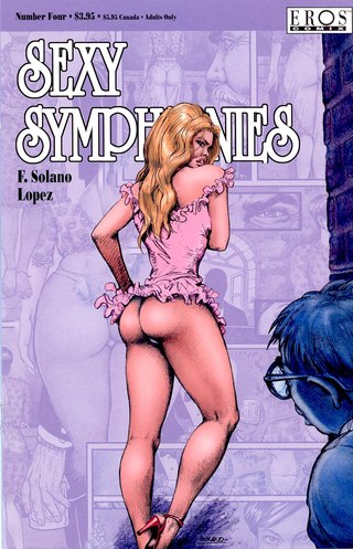 Sexy Symphonies 4