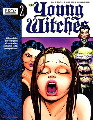 Young Witches Book 1