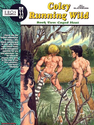Coley Running Wild 3