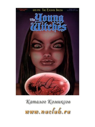 Young Witches Book 4