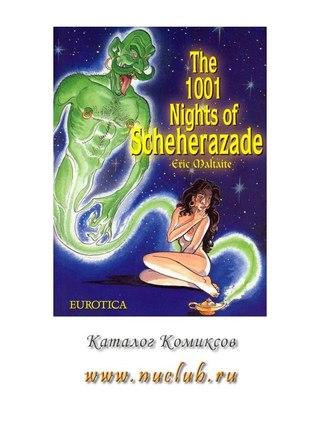 The 1001 Nights of Scheherazade