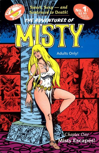 The Adventures of Misty 01