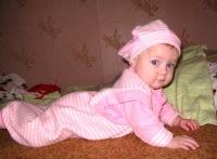 Ирэн Лунева, 1 июля 1988, Макеевка, id88170063