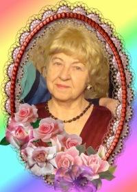 Галина Калашникова, 1 мая 1937, Санкт-Петербург, id138722727