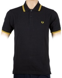 "Поло Fred Perry  ""Twin Tipped Fred Perry ""."