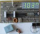 Измерение ёмкости конденсатора 0,103 мкФ.