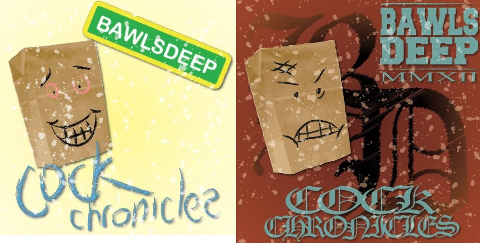 Bawlsdeep - Cock Chronicles [EP] (2012)