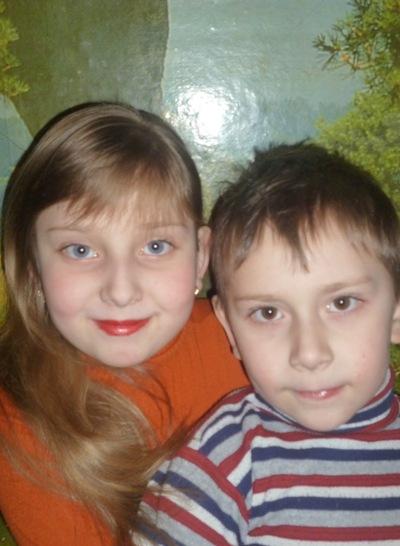Сестричка Лизки, 25 апреля 1996, Енакиево, id203180251