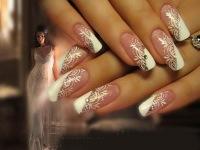 Роспись ногтей, маникюр, эксклюзивное плетение волос, праздничные прически Роспись ногтей, маникюр...