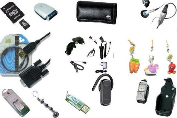 ...аксессуаров для ваших мобильных устройств!