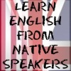 Learn English from native speakers - FREE
