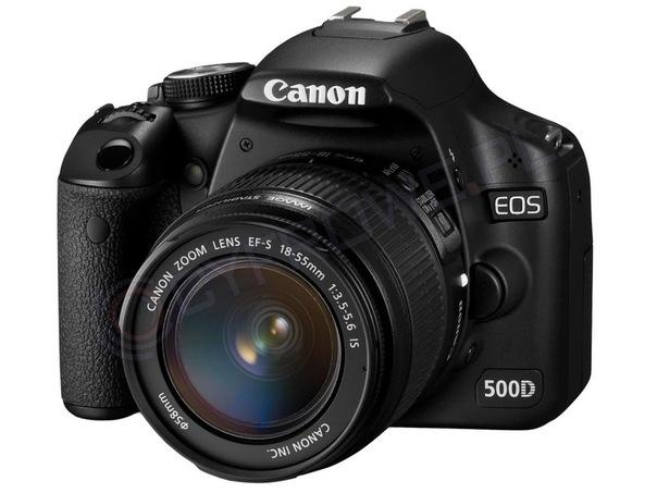 Продам Фото(Видео) Комплект Canon 500D - 23000р (сумка в подарок)