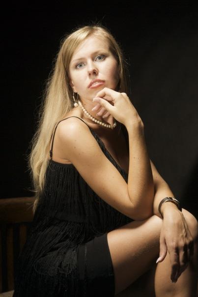 Марина Черниговская, Барнаул