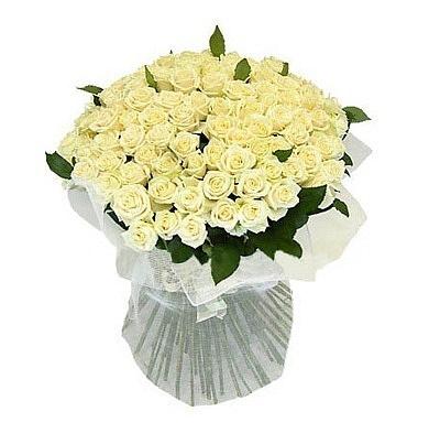 Букеты цветов :: Букеты из роз :: Коллин.