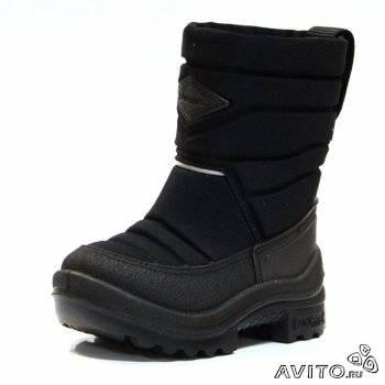 Зимняя обувь марки kuoma.
