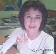 Татьяна Ильина, 17 декабря 1959, Ульяновск, id5741268