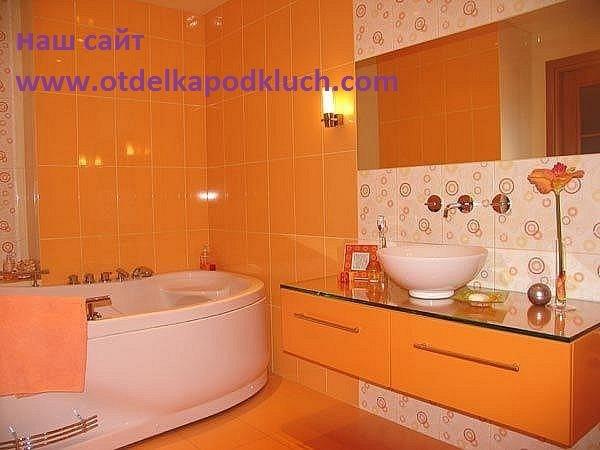 Дизайн интерьера ванной комнаты X_910ece45