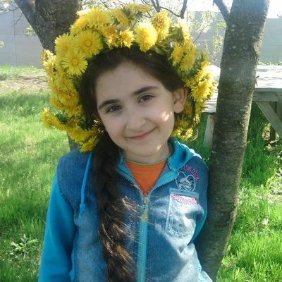 Кристина Залинян, 21 января , Москва, id166499354