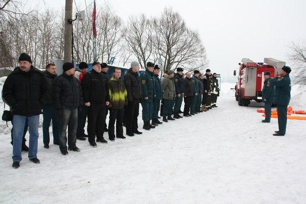 Поисково-спасательная станция, район Рублево