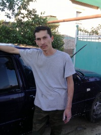 Андрей Мурзагалиев, 30 апреля , Волгоград, id107951865