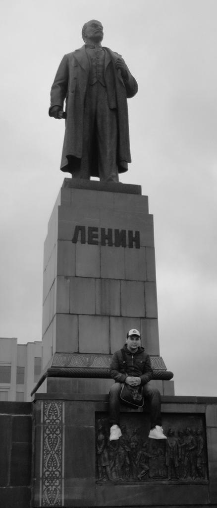 Sergey Pushkin, Orenburg - photo №13