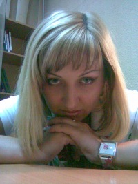 Галина Калинина, 4 июля 1986, Красноярск, id121491140