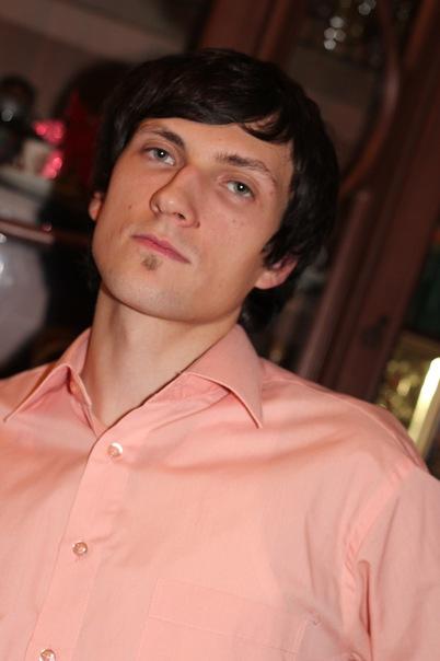 Дмитрий Олимпиев