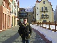 Дмитрий Алешин, 6 января , Калининград, id154902176