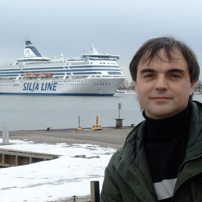 Андрей Ларькин, 16 ноября 1972, Санкт-Петербург, id21396252