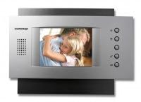 Видеодомофон Соммах CDV-50A Hands Free оснащён 5 дюймовым TFT LCD монитором.  К домофону CDV-50A можно подключить 2...