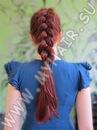 узоры для вязания спицами косы.