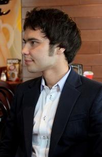 Артур Якшибаев, 23 декабря , Санкт-Петербург, id998740