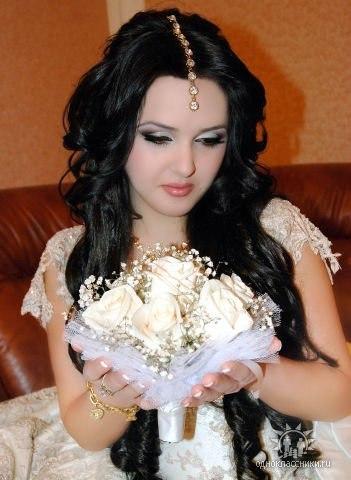 свадебные прически армения video