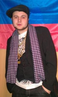 Антон Устюжанин, 9 марта 1991, Новосибирск, id5387976