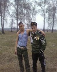 Антон Сикилёв, 21 января , Лабинск, id111223763