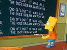Bart Simpson, 22 октября 1990, id124126389