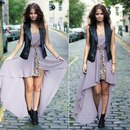 Morven - модный блоггер из Британии.