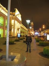 Василий Назаренко, 27 августа , Санкт-Петербург, id95510295