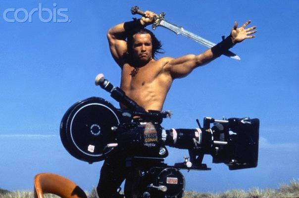 ÁLBUM DE FOTOS Conan the Barbarian 1982 X_eda573bc